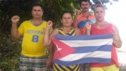 Activistas de Holguín se suman a la Campaña Pa' la calle