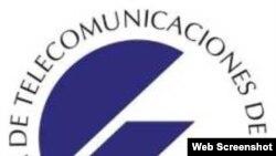 Logo Empresa Telecomunicaciones de Cuba ETECSA