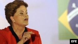 Las aspiraciones de reelección en el 2014 de la presidenta Dilma Rousseff podrían estar en peligro.