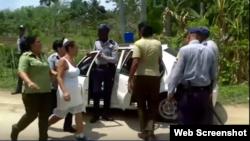 Un total de 1.332 activistas fueron detenidos arbitrariamente en Cuba en el primer semestre de 2018, según el OCDH.