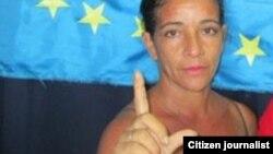 Reporta Cuba. Sonia de la Caridad.