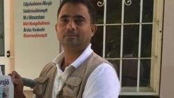 Vecinos de Los Pocitos salen en defensa de periodista Enrique Díaz