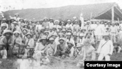 Imagen del Ejército Libertador.