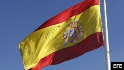 Bandera española.