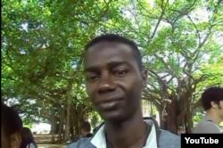 Reporta Cuba Yasser Rivero a pocos días de su excarcelación