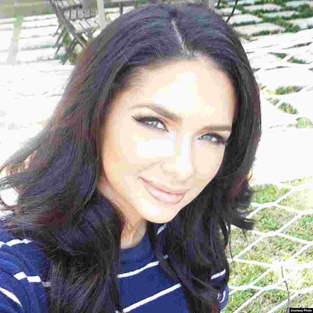 Jamillette Gaxiola, representante de Cuba a Miss Universo 2015.