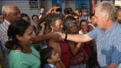 La visita de Díaz-Canel a Granma