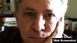Manuel Ballagas, escritor, periodista y consultor de medios cubano residente en Miami