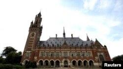 Palacio de la Paz, que alberga el Tribunal Internacional de Justicia de La Haya.