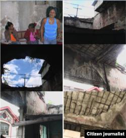 Reporta Cuba. Vivienda de la Habana Vieja. Foto: blog Cuba Sí Habla.
