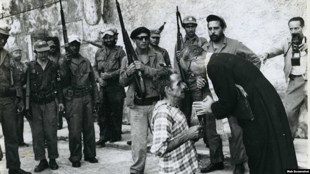Archivo. Fusilamientos en La Cabaña
