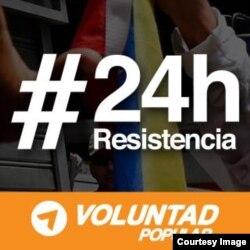 #24 horas resistencia