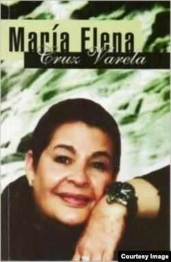 La portada de María Elena Cruz Varela.