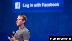 Mark Zuckerberg,fundador de Facebook