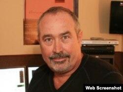 El editor de cine Jorge Abello.