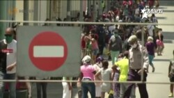 Cuba se aísla al romper record de casos de coronavirus