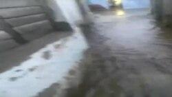 Inundaciones en Sancti Spíritus