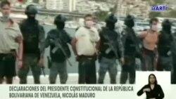 """Régimen venezolano detiene a otro grupo supuestamente vinculado a la """"Operación Gedeón"""""""