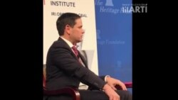 Caída de Maduro sería un golpe fuerte para gobierno cubano, afirmó Rubio