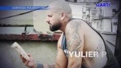 Grafitero critica en una de sus obras las multas del régimen cubano