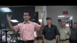 Cónsul de Cuba conversa con cubanos de Miami
