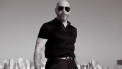 "Pitbull: ""Let's show the world, how powerful it is..."""