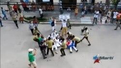 Arrecian arrestos y represión en Cuba con votaciones castristas en el horizonte