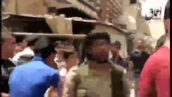 Primeras escenas del control yihadista de Palmira