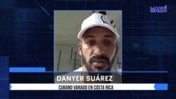 Cubanos varados en Costa Rica a la espera de resolución gubernamental