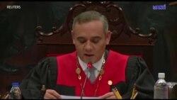 EEUU pone precio a la captura del Presidente del Tribunal Supremo del Chavismo