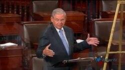 Las razones por la que Bob Menendez hizo su discurso ante el Senado