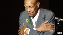 El músico cubano Bebo Valdés. (Archivo)