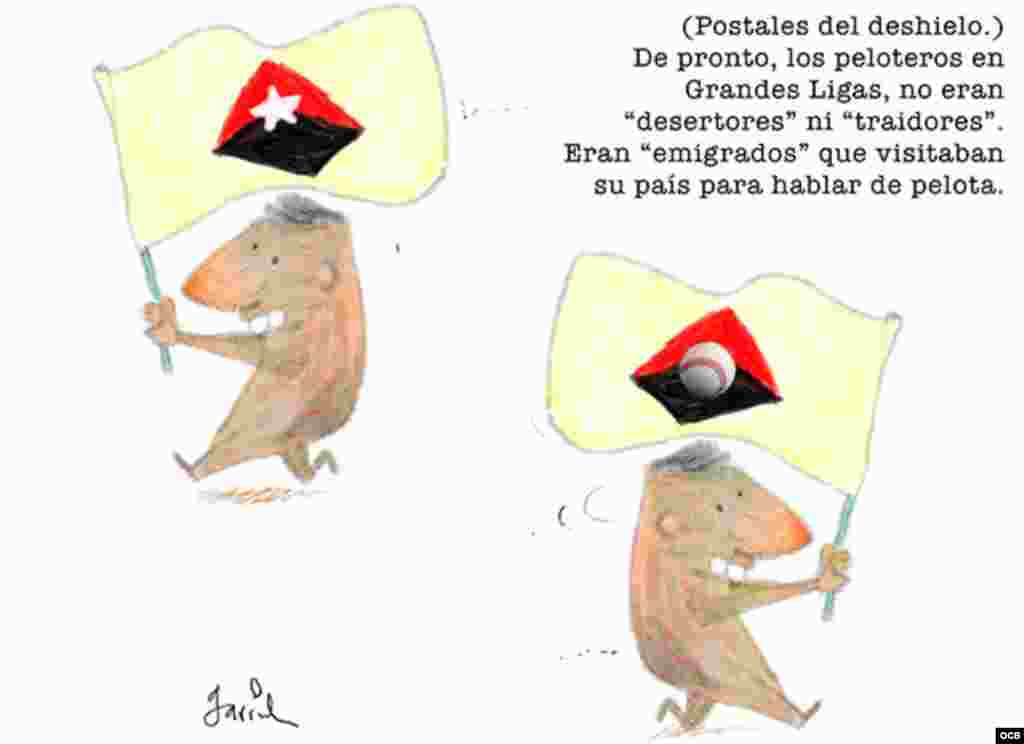 Caricaturas de Garrincha.