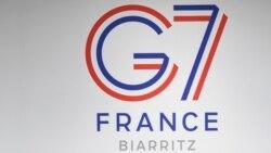En Las Noticias Como Son, Amado Gil conversa vía skype desde España con Luis Esteban González Manrique, Redactor Jefe del Informe Semanal de Política Exterior, abordando el tema de la reciente reunión en Francia de la 45.ª Cumbre del G7.