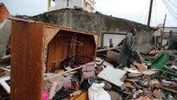 EEUU ofrece ayuda a países afectados por Matthew