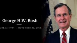Especial de Radio Marti: Muere el expresidente George H.W. Bush