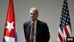 El secretario asistente adjunto para Latinoamérica del Departamento de Estado de los Estados Unidos, Alex Lee.