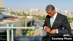 Oscar Elías Biscet en Jerusalén. (Archivo)