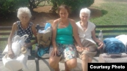 Damas de Blanco denuncian caso de activista víctima de desalojo