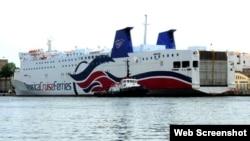 America Cruise Ferries.