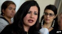 Erika Guevara-Rosas, directora de Amnistía Internacional para las Américas
