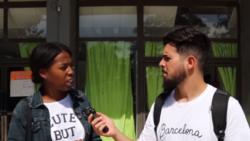 Youtuber cubano Pedro Veitia Meléndez quiere recoger en su canal el sentir de su país
