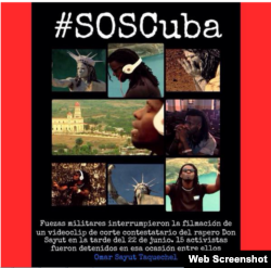 Reporta Cuba. @DonSayut.