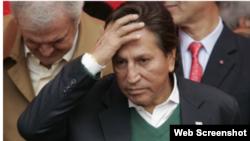 Alejandro Toledo. (Captura de imagen Perú21)