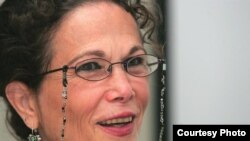 La escritora de origen dominicano Julia Álvarez.