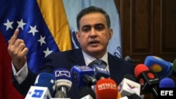 El Defensor del Pueblo de Venezuela, Tarek William Saab.