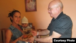 Proyecto Capitán Tondique ayudando a desamparados