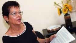 Miriam Leyva y Antonio Rodiles sobre Ley Helms-Burton