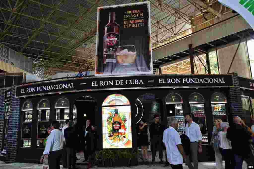 XXXIV edición de la Feria Internacional de la Habana (FIHAV 2016).