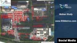 Estudio de la Universidad de Harvard sobre tráfico en hospitales de Wuhan